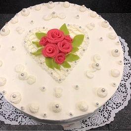 Vacherin-Glace Torten