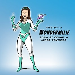 Wondermilie, avec elle vous n'aurez pas peur
