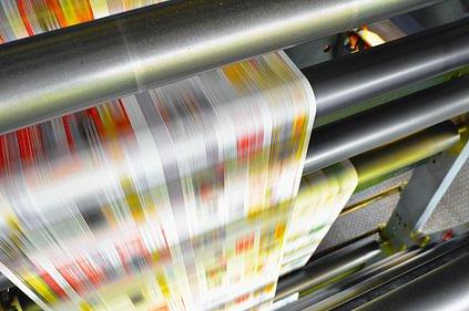 Services d'imprimerie, de la carte de visite à l'affiche grand format