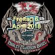 06.04.2018: 10th Anniversary Party bei Harley-Davidson Basel in Aesch! Ab 16.00 bis spät