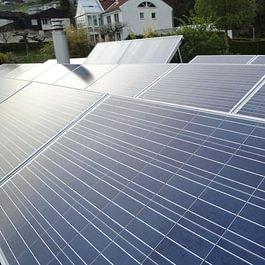Urs Spirig Heizung und Sanitär AG, Diepoldsau - Solaranlage