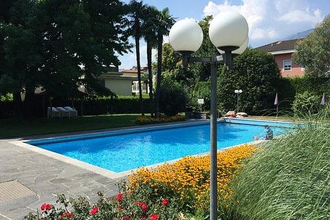 Grosszügige 3-Zimmerwohnung mit Sitzplatz in Ascona – Casa Sabrina
