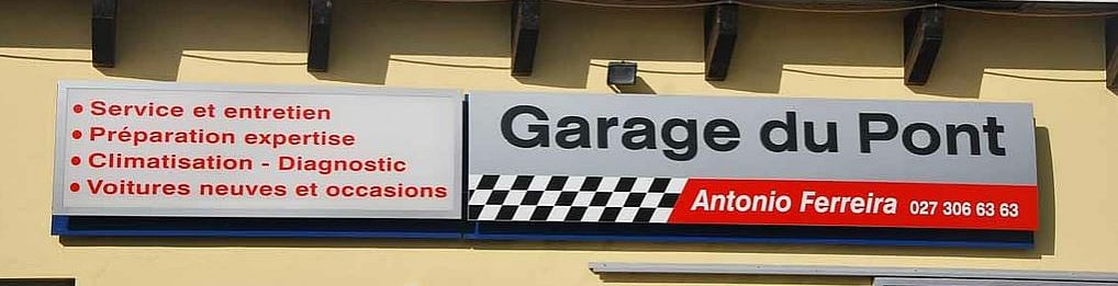 Garage du Pont Sàrl