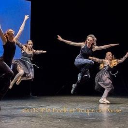 Utopia , Ecole et troupe de danse - Lausanne