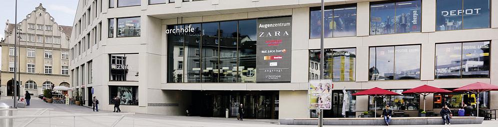 Praxis Archhöfe GmbH