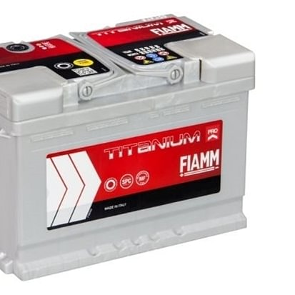 Batterie de qualité Fiamm Italie