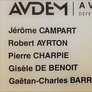 AVDEM Avocats Défense & Médiation
