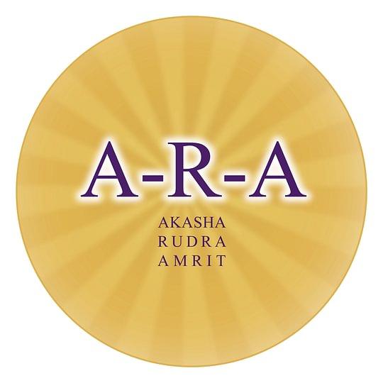 A-R-A Heisst: A Akasha, das Wissen, R Rudra, die Veränderung, A Amrit, das Glücklichsein