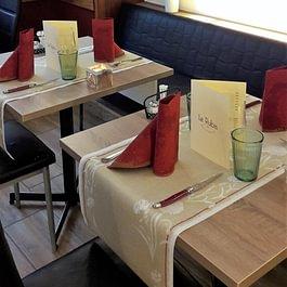 salle à manger cosy