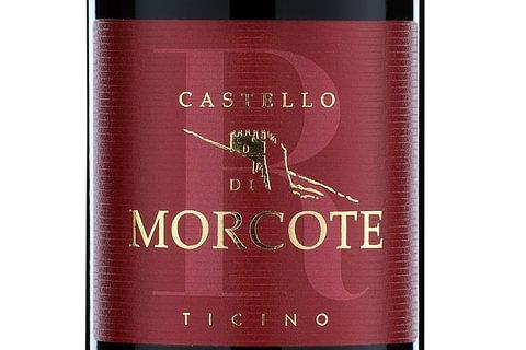 CASTELLO DI MORCOTE RISERVA, Merlot Ticino DOC