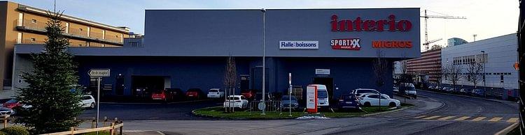 Halle aux Boissons