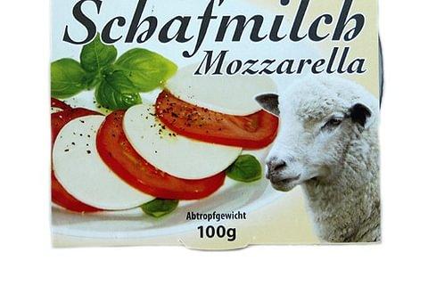 MOZZARELLA AUS SCHAFMILCH