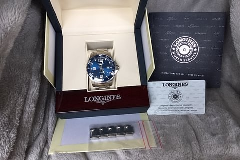 Longines Hydro Conquest / automatic