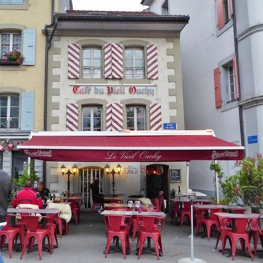 Café du Vieil-Ouchy