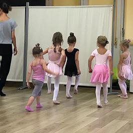 Danse enfants