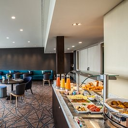 Crowne Plaza Geneva - Club Lounge