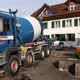 Ackermann Transporte AG, Fahrzeug 14