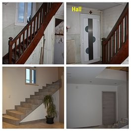 Rénovation du hall