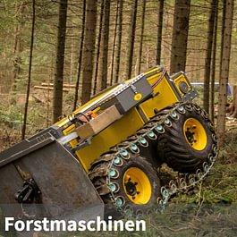 Alther Martin Forst- und Landmaschinen AG, Eggersriet - Forstmaschinen