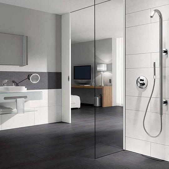 Badezimmer und Duschsanierung
