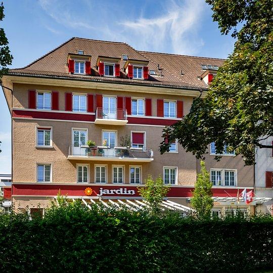 Hotel Jardin Bern - Ihr familiengeführtes Hotel an ruhiger Lage