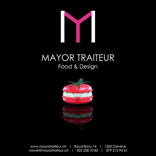 MAYOR TRAITEUR Food & design