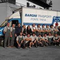 Baroni Trasporti SA - Un Team affiatato