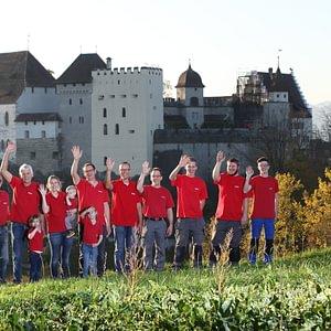 Team Schloss Lenzburg