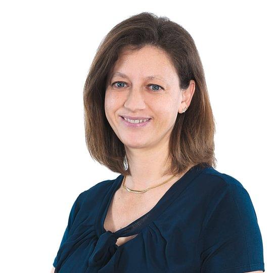 Dr. med. Nadia Stuker-Chicca, Fachärztin FMH für Augenheilkunde