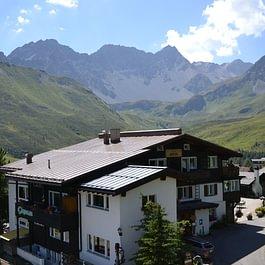 Lage Hotel Gspan