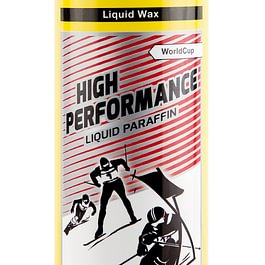 High Performance Liquid Paraffin red
