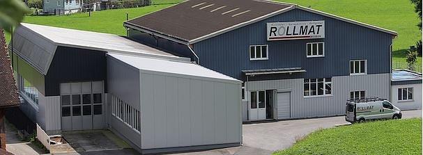 Rollmat AG, Eichberg - Firma