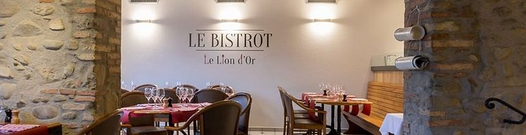 Le Bistrot Le Lion d'Or - Carouge