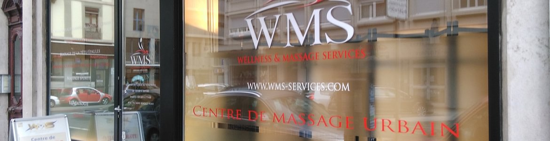 Centre de massage urbain WMS