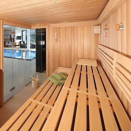RUKU-Sauna infrarosso