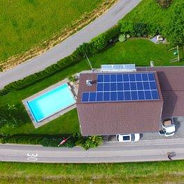 Solaranlage Untersteckholz