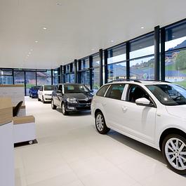 Forellensee-Garage AG Zweisimmen - Verkauf