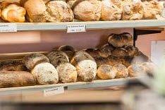 täglich frische Brote