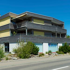 Unsere Homebase am Gehrenweg 2 in Möriken