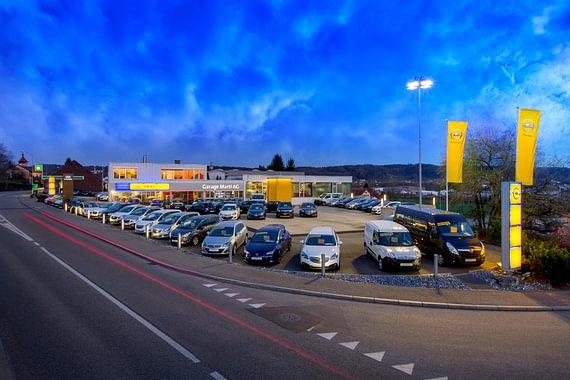 Opel Verkaufscenter und Servicecenter Hyundai und Opel