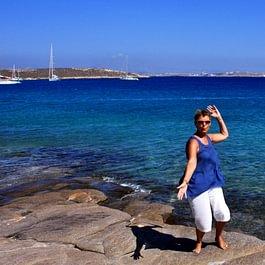 wunderbar kraftvolle Natur geniessen im Ferienseminar auf Paros