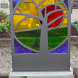 Grabsteinverglasung Appenzell
