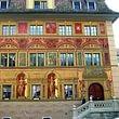 Hotel de ville de Schwyz  Keim purkristalat 1882