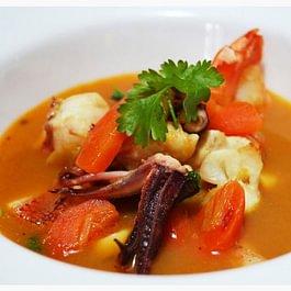 L'Etoile - Noville - Soupe de poissons