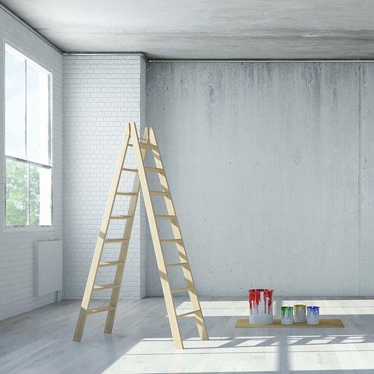 Malerarbeiten Renovation