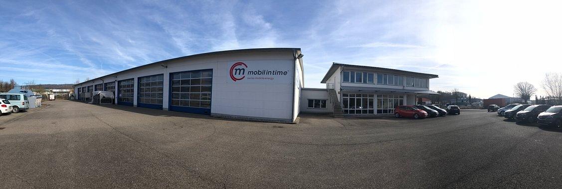 Mobil in Time Deutschland GmbH, Aach