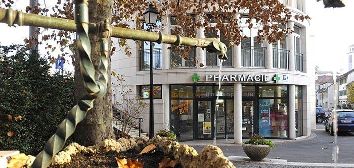 Pharmacie de Chêne-Bougeries Sàrl