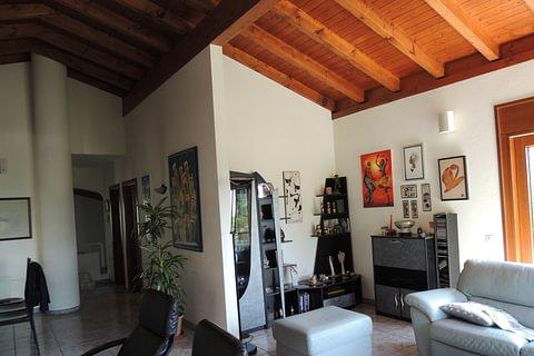 Bosco Luganese - bella Villa
