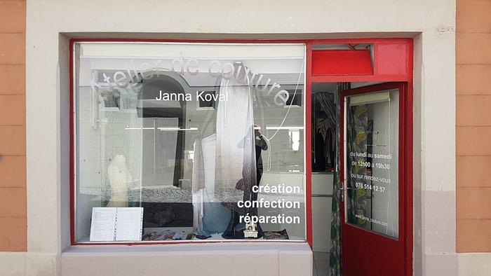 Atelier de couture et retouche JK