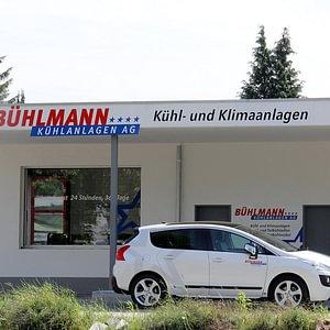 Bühlmann Kühlanlagen AG in Studen